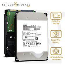 HGST Ultrastar He10 10TB SATA 6G Power-Disable HDD - HUH721010ALE604 (0F27454)