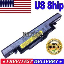 Battery for Lenovo IdeaPad Y400P Y410 Y410N Y500P Y510A Y490 Y590 Y590N L11S6R01