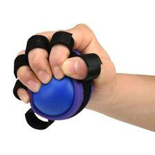 Finger Hand Grip Muscle Power Training Rubber Ball Exercise Fitness Equipment