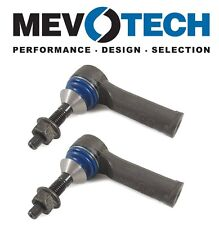 For Flex Taurus Five Hundred Montego MKS Set of 2 Outer Tie Rod Ends Mevotech