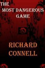 The Most Dangerous Game by Richard Connell (2012, Paperback, Large Type)