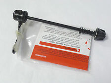 New Shimano Bicycle Front Skewer / Quick Release (MTB / Road) Black