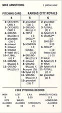 Strat-O-Matic Baseball You pick a team 1982 1983 1984 1985 1986 Original