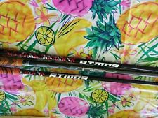 3 HYBRID SHAFTS 1 Aldila and 2 Atoms Include in this sale ki