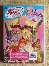 Winx club - battaglia per magix + la fenice d'ombra  DVD  SIGILLATO