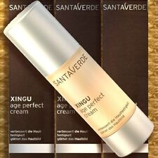 Santaverde Xingu Age Perfect Cream 30ml High Antioxidant Prevention Luxuspflege