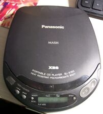 Panasonic Sl-S160 Walkman Portable Cd Player - Mash Xbs - Vintage 1995 - Works