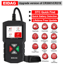 Car OBD2 Scanner Automotive Check Engine Fault Code Diagnostic Tool Code Reader