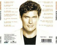 David Hasselhoff You are everything (1993) [CD]