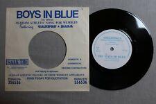 OLDHAM ATHLETIC FOOTBALL CLUB the boys in blue SHEDDINGS 7-inch A-702!
