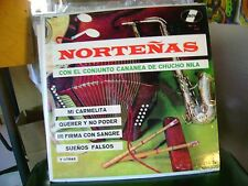 STILL SEALED TEX MEX LP~NORTENAS~CONJUNTO CANANEA DE CHUCHO NILA~HEAR YOUTUBE