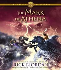 The Mark of Athena (CD)