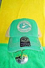 NEW-RARE-GREEN BAY PACKERS 47 CLEAN UP LAMBEAU FIELD FROZEN TUNDRA BASEBALL CAP