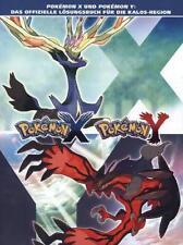 Pokemon X/Y: Das offizielle Lösungsbuch (2013, Taschenbuch)