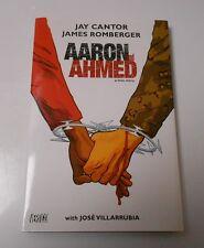 AARON and AHMED A Love Story VERTIGO Graphic Novel HC/DJ Cantor Romberger NM