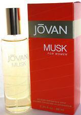 JOVAN MUSK BY COTY 3.2 OZ EDC SPRAY FOR WOMEN NIB