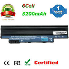 NEW 6-cell Battery for ACER Aspire AL10B31 AL10A31 Happy ONE 522 D255 D255E D257