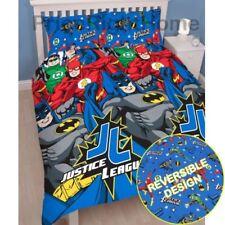 Linge de lit et ensembles multicolores DC Comics en microfibre