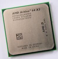 AMD Athlon 64 X2 ADO4400IAA5DO Dual-Core 2.3GHz/1M Socket AM2 Processor CPU
