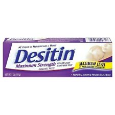 Desitin Diaper Rash Original Paste Maximum Strength 4 oz (136 g)US IMPORT