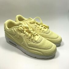 the best attitude 9135c ee895 NEW Nike Air Max 90 Ultra 2.0 BR LEMON Chiffon 898010-700 Mens Size 10.5