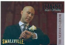Smallville Season 2 Till Death Do Us Part Chase Card DP-3