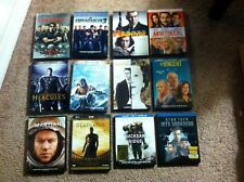 DVDs MARTIAN HERCULES GLADIATOR EXPENDABLES STARTREK MORTDECAL ALL IS LOST SURVI