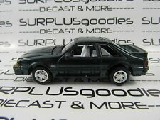 Johnny Lightning 1:64 LOOSE Collectible Green Fox Body 1990 FORD MUSTANG GT 5.0