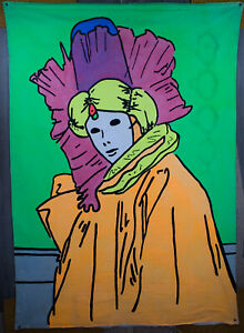 Carnaval Venecia,mask, wall art, huge art, pop art, paintings, backdrop, artwork