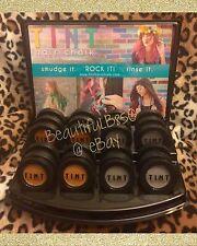 TINT Gold & Silver Hair Chalk Authentic Bronze Eyeshadow Stocking Stuffers Girls