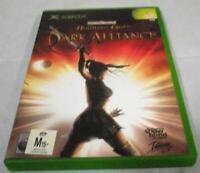Baldur's Gate Dark Alliance XBOX Original PAL *No Manual*
