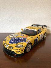Top-Autoart 2002 Dodge Viper GTS-R winner 24h nurburgring #33 en 1:18