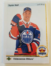 17/18 sp authentic taylor hall number one draft
