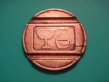 transit tokens Lot of 10 I Corp. IL690C /& L Peoria, Illinois P