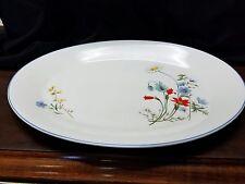 SERVING PLATTER Royal Albert New Romance SUMMER BREEZE bone china England