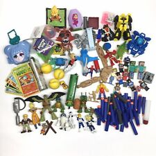 New listing Toy Junk Drawer Lot, Nerf, Tmnt, Anime, Pokemon, Transformers, Figures, Boy Toys