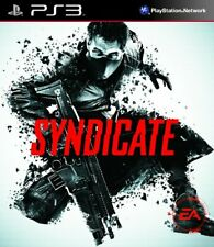 PS3 Syndicate (PEGI) - Game  R6VG The Cheap Fast Free Post