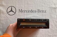 97-02 Mercedes Benz R129 300, 500SL SL 320, 500, 600 Climate Control Unit Module