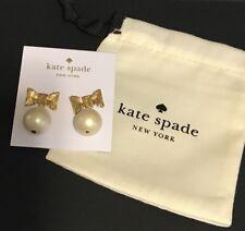 Kate Spade New York Pearl Drop Dangle Costume Earrings Ebay
