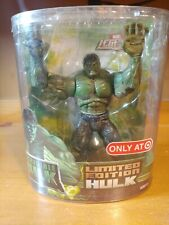2008 Marvel Legends Limited Edition Incredible HULK Target Exclusive Figure MIP
