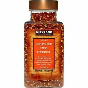 Kirkland Signature Crushed Red Pepper Premium Quality, 10 oz