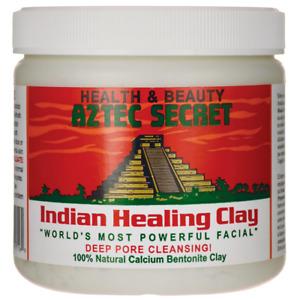 Aztec Secret Indian Healing Clay 1 lb Jar.