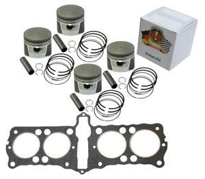 Honda CB750 K0-K6 K7 F1 Big Bore Aufbohrsatz +4,00mm / Kolbenringe Piston rings