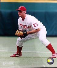 JIM THOME 2003 Philadelphia Phillies 8X10 ACTION PHOTO
