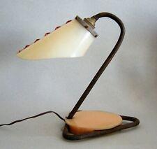 Rare Lampe design1950 Pierre Guariche Mathieu Hitier ?50's lamp Modernism tube
