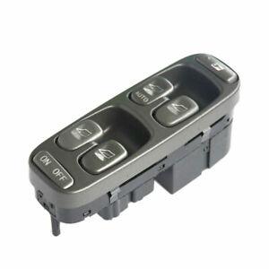 Interrupteur Commande Lève-Vitre Avant Gauche Pour Volvo V70 S70 C70 8638452·