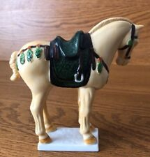 Franklin Mint Curators' Collection of Classic Horse Sculpture T'ang Dynasty