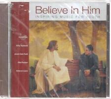 believe in him inspiring music for youth cd LDS New Corbin Allred