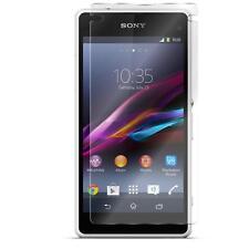 Sony Xperia Z1 Compact Schutzglas Glasfolie Echt Glas Panzerfolie Schutz Folie