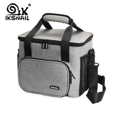 Hot & Cold Thermal Insulated Food Carrier Catering Bag for Picnic Potluck Beach